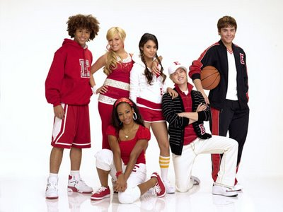 desene High School Musical poster