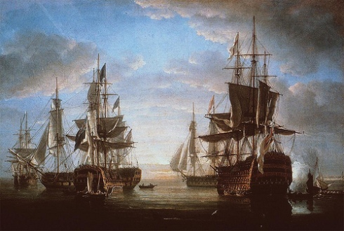 Pocock Ships