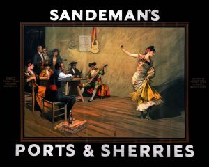 sandeman port sherry