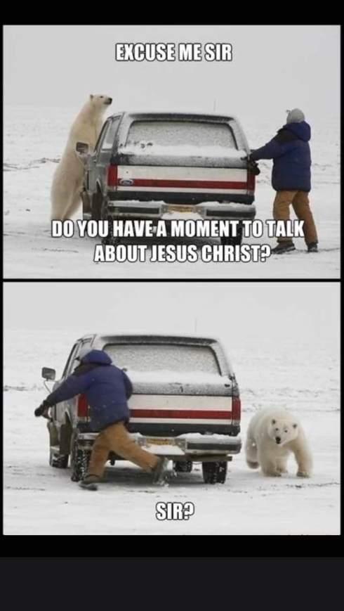 jesus bear