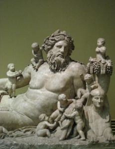 Nilus and Friends: Courtesy of the Vatican Museum